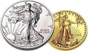 Gold & Silver Eagles