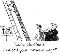 Minimum Wage Ladder