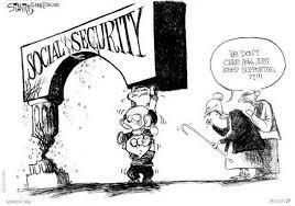 Crumbling Social Security