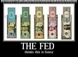 FED Monopoly Money