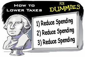 Lower Taxes