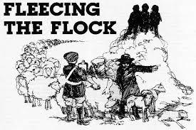 Fleecing the Flock